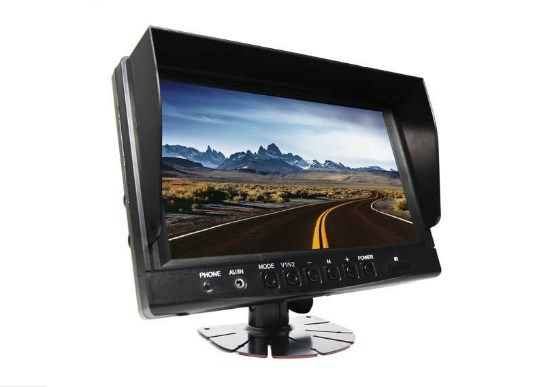 """RVS Systems RVS-6139-NM 9"""" TFT LCD Digital Color Rear View Monitor RVS-6139-NM by RVS Systems"""