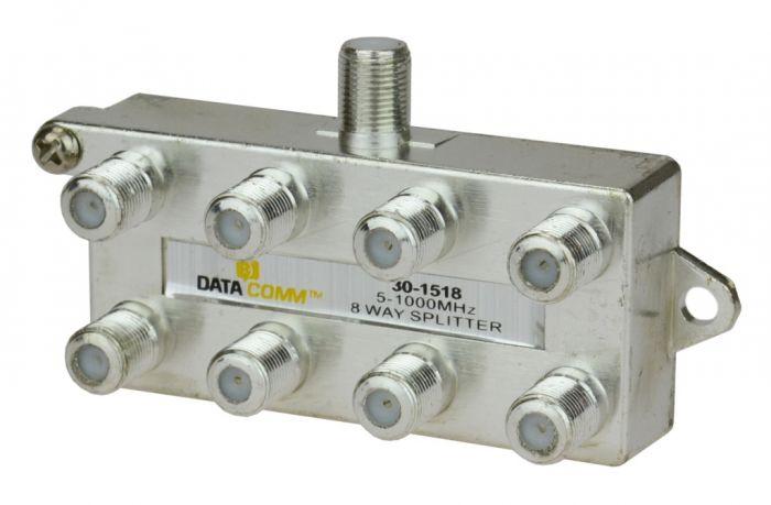 DataComm 30-1518 1.0 GHz Splitters, 8-way 30-1518 by DataComm