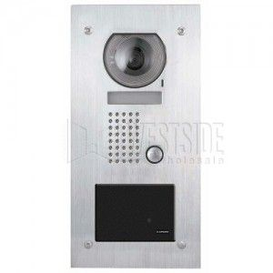 Aiphone JF-DVF-HID Video Door Station with HID ProxPoint Plus Reader, Flush Mount JF-DVF-HID by Aiphone