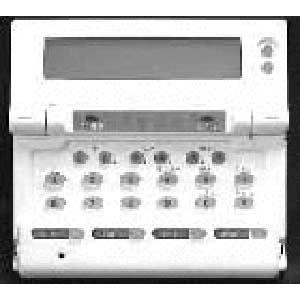 Interlogix 60-985 ATP2100 Alphanumeric LCD Touchpad 60-985 by Interlogix