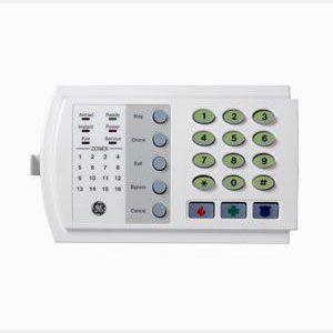 GE Security Interlogix NX-116E 16 Zone LED Keypad Original Design NX-116E by Interlogix