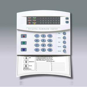 Interlogix NX-1324E NetworX 24-Zone LED Keypad NX-1324E by Interlogix