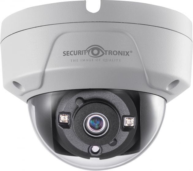 SecurityTronix ST-HDC2FD 2 Megapixel HD-TVI Outdoor IR Dome Camera with 3.6mm Lens ST-HDC2FD by SecurityTronix