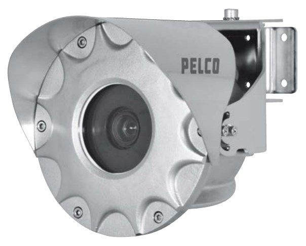 Pelco EXC2602-62-A4 6 MP ExSite Enhanced 2 Explosionproof Fixed Compact Camera System, 4.9-8 mm Lens, 4m Armored Cable EXC2602-62-A4 by Pelco
