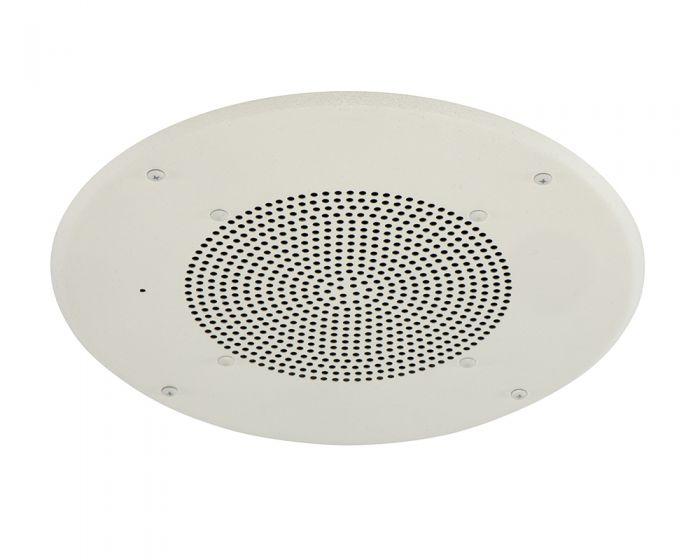 Louroe Electronics LE-267 TLI Speaker Grill Baffle Ceiling Flush Mount LE-267 by Louroe Electronics