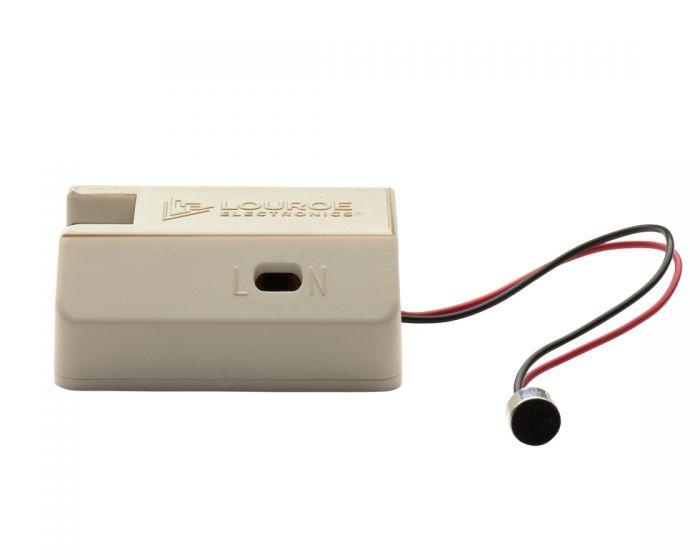 Louroe Electronics LE-072 VERIFACT C Omni-directional Microphone LE-072 by Louroe Electronics