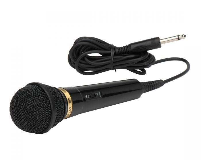 Louroe Electronics LE-214 Hand Held Dynamic Microphone LE-214 by Louroe Electronics