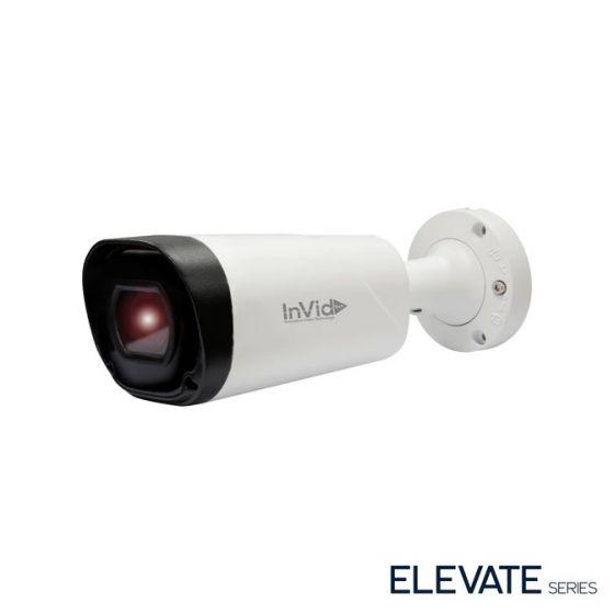 InVid ELEVI-C5BXIRA27135 5 Megapixel TVI / AHD / CVI / CVBS Outdoor IR Bullet Camera, 2.7-13.5mm Lens ELEVI-C5BXIRA27135 by InVid