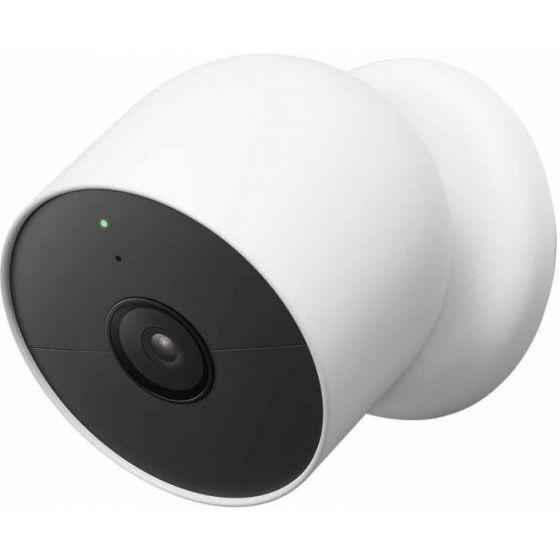 Google GA02276-US Nest Cam Outdoor Camera, Battery, 2-Way Audio GA02276-US by Google Nest
