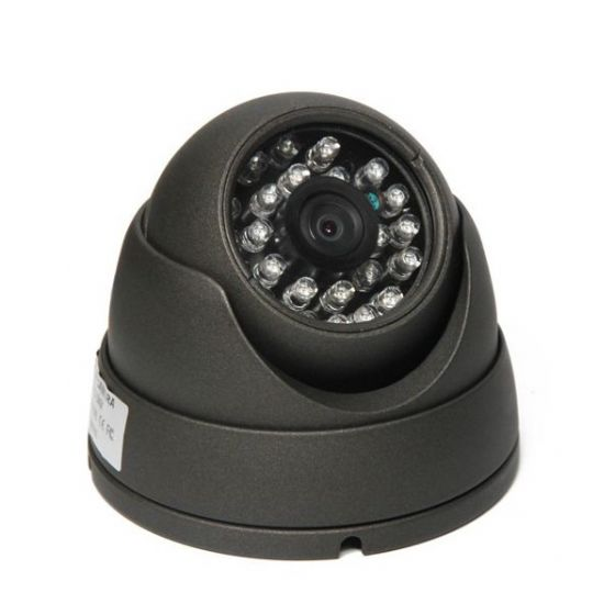 RVS Systems RVS-9000-FHD-02 1080P Analog FHD 130° Dome Camera, 33' Cable RVS-9000-FHD-02 by RVS Systems