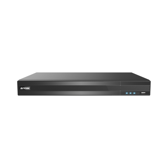Avycon AVR-NT516A-8T 16 Channels HD All-In-One Digital Video Recorder, 8 TB AVR-NT516A-8T by Avycon