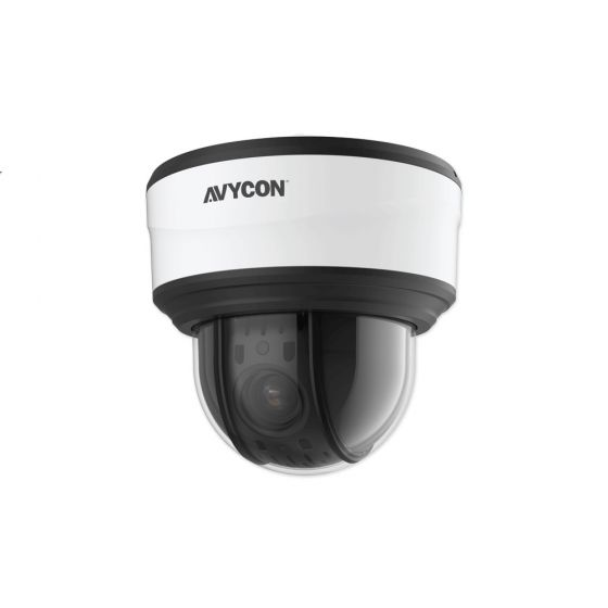 Avycon AVC-NPTZ51X12L 5 Megapixel IR Outdoor PTZ Dome Network Camera with 12X Lens AVC-NPTZ51X12L by Avycon