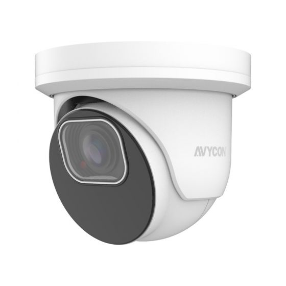 Avycon AVC-NSE81M 8 Megapixel IR Outdoor Dome Camera with 2.7-13.5mm Lens AVC-NSE81M by Avycon
