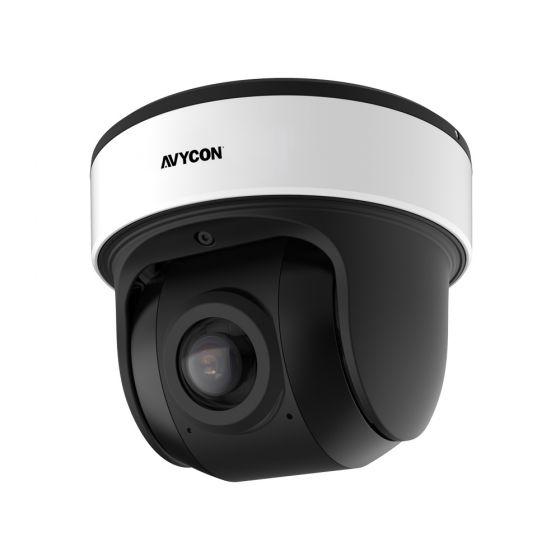Avycon AVC-NVP81F180 4K 8 Megapixel IR Outdoor 180° Mini Dome Network Camera with 1.68mm Lens AVC-NVP81F180 by Avycon