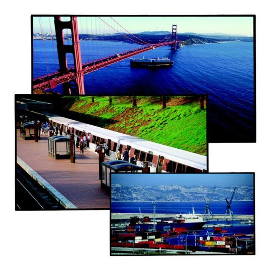 Pelco PMCL555NB 55-Inch Narrow Bezel LCD Monitor PMCL555NB by Pelco