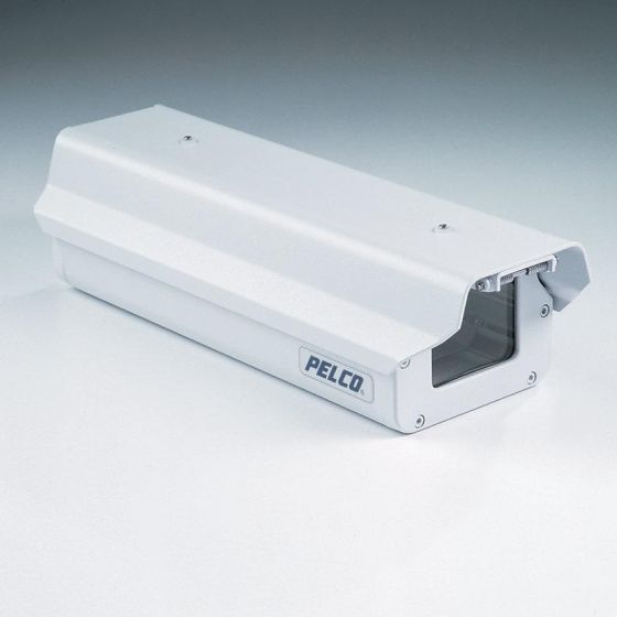 Pelco EH3515-1 15 Inch Aluminum Outdoor Enclosure with 120VAC Heater, Defroster & Blower EH3515-1 by Pelco