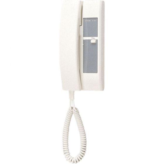 Aiphone TD-1H-B 1-Call Handset Sub Master Station TD-1H-B by Aiphone