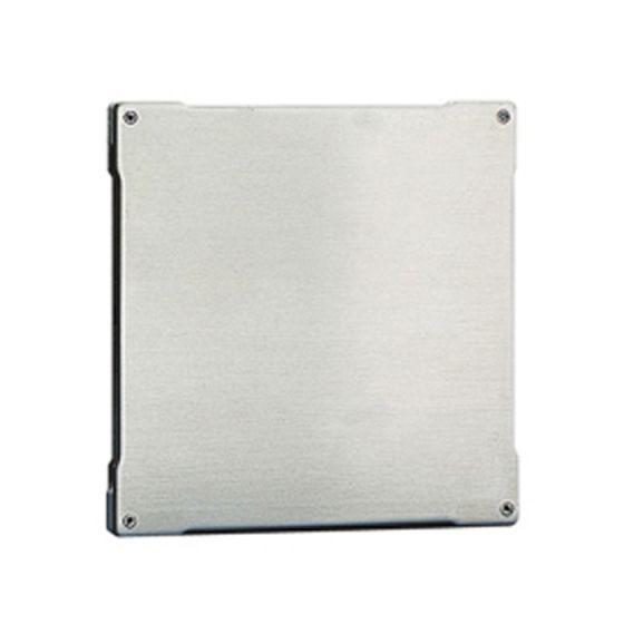 Comelit 3176 Plain Steel Module for Vandalcom Entrance Panel 3176 by Comelit
