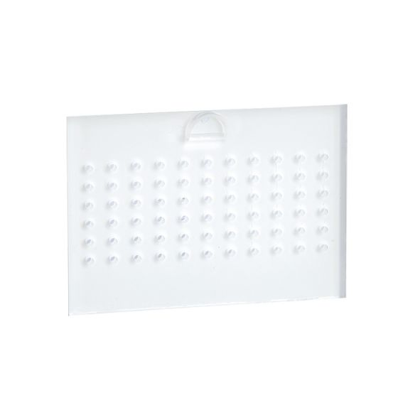 Comelit 3340/1W White Template for Module Preset for Speaker Unit 1-2 P Buttons 3340/1W by Comelit