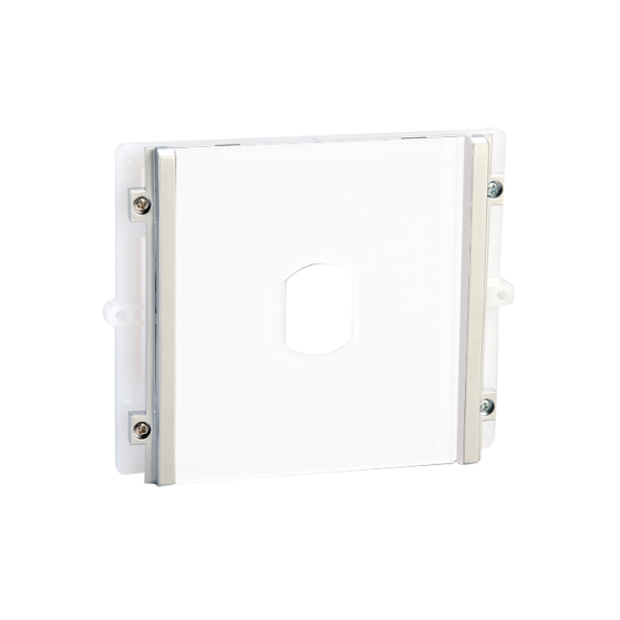Comelit 3345W White Template for PTT Module 3345W by Comelit