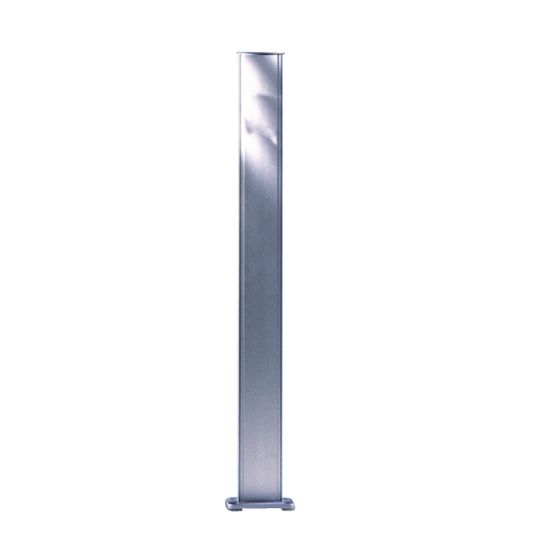 Comelit 3640-1 Pillar for Powercom Entrance Panel with 1 Module Height 117 3640-1 by Comelit