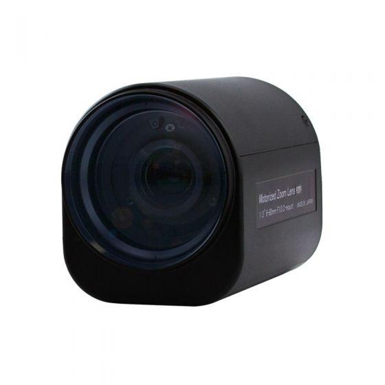 """ViewZ VZ-A10X6M-6W 1/3"""" Zoom 6-60mm F1.0, 3-Motor, 6-Wire, CS VZ-A10X6M-6W by ViewZ"""