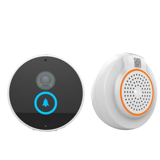 Cantek iDoorbell Wi-Fi Doorbell System iDoorbell by Cantek