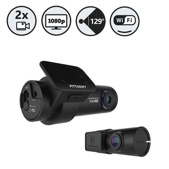 RVS Systems DR650S-2CH-32GB BlackVue 32GB 2 Channel Dash Camera (Wi-Fi) DR650S-2CH-32GB by RVS Systems