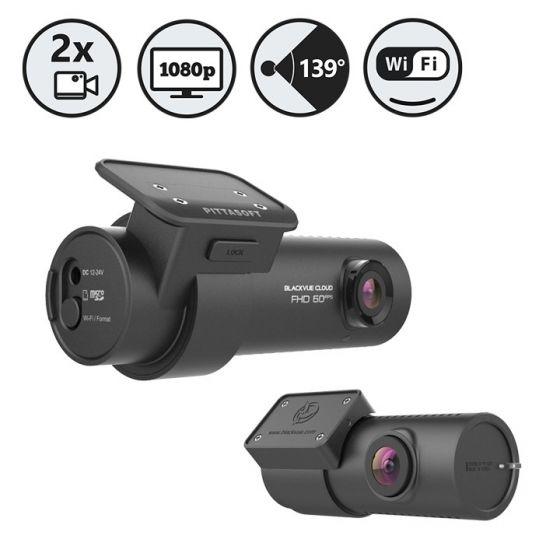 RVS Systems DR750S-2CH-32GB BlackVue 32GB 2 Channel Dash Camera (Wi-Fi) DR750S-2CH-32GB by RVS Systems