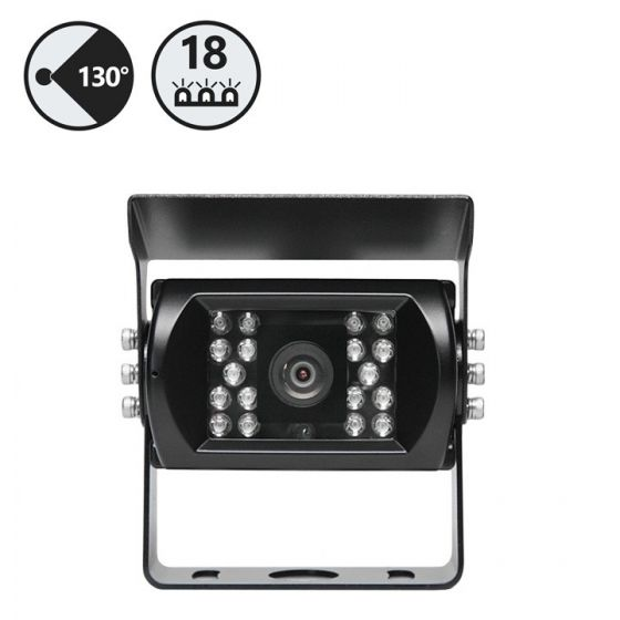 RVS Systems RVS-770-20 130° 620 TVL Forward Facing Camera, 16' Cable, RCA Adapter RVS-770-20 by RVS Systems