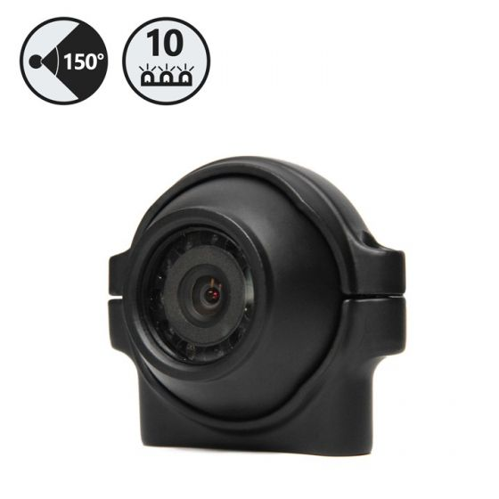 RVS Systems RVS-C01-04 150° 700 TVL Forward Facing Camera, 33ft Cable RVS-C01-04 by RVS Systems
