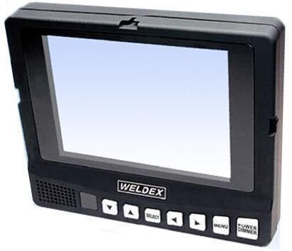 Weldex WDL-5002TCM 5-Inch Touch Screen LCD Monitor Open Frame WDL-5002TCM by Weldex