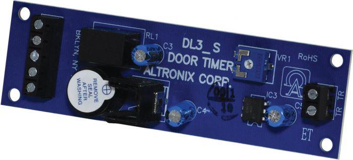 Altronix DL3 Timer, Door Control DL3 by Altronix