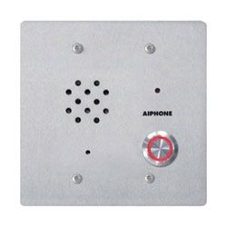 Aiphone IE-SSV Flush Mount 2-Gang Sub W/CCTV Camera For AX/IE IE-SSV by Aiphone