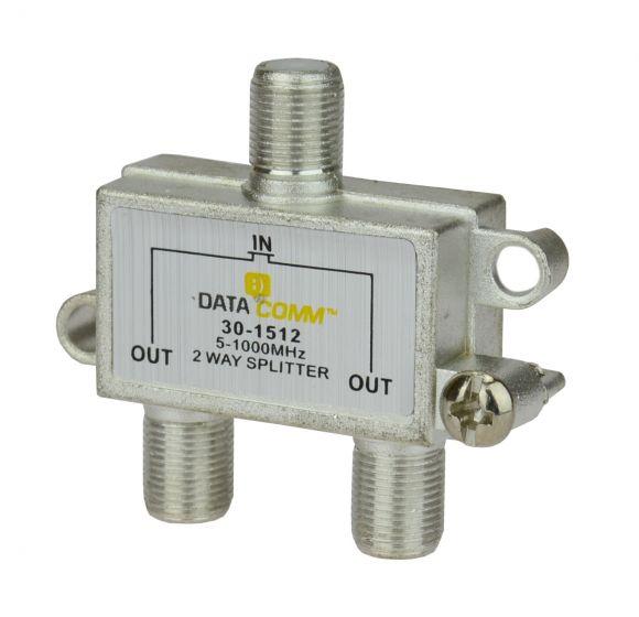 DataComm 30-1512 1.0 GHz Splitters, 2-way 30-1512 by DataComm