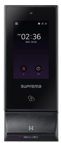 Suprema XS2-QDPB RF Card Reader, QR/Barcode, Dual RFID XS2-QDPB by Suprema