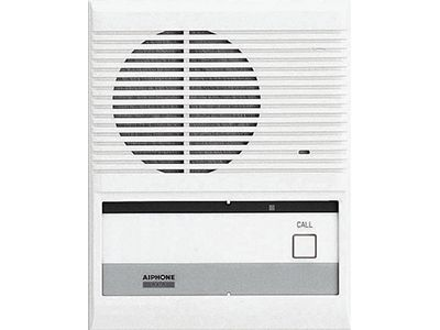 Aiphone AX-A Surface Mount Indoor Sub Station, White AX-A by Aiphone