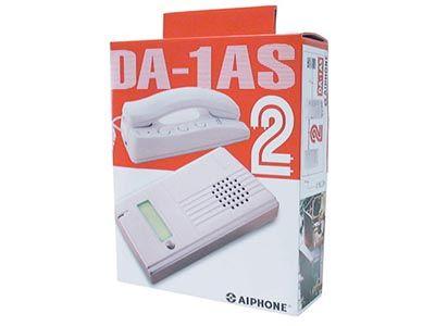 Aiphone DA-1AS 1-Call Audio Entrance Box Set with Handset Tenant Station DA-1AS by Aiphone