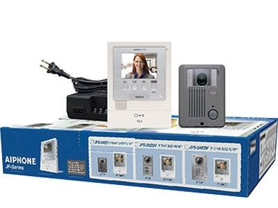 Aiphone JFS-2AED Hands-Free Video Intercom Set JFS-2AED by Aiphone