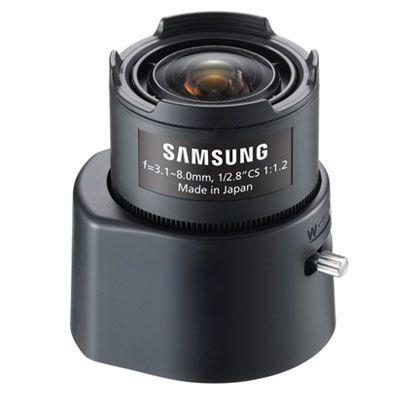 "Samsung, SLA-M3180DN, 1/2.8"" CS-Mount Auto Iris Megapixel Lens SLA-M3180DN by Samsung"