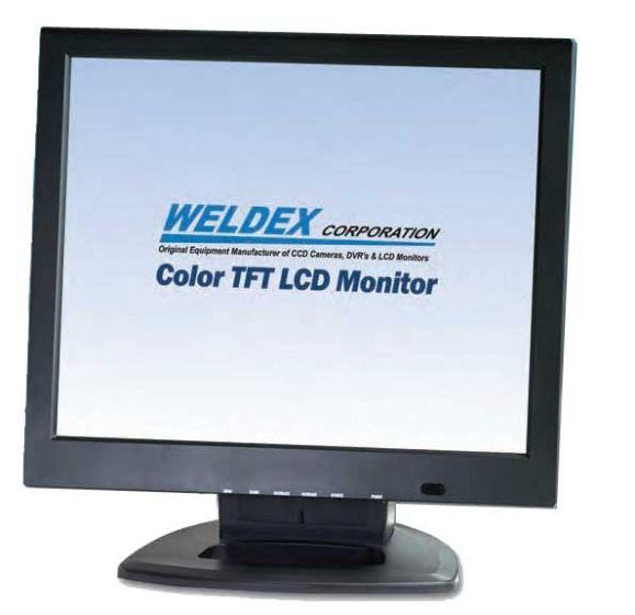 Weldex WDL-1900M 19-Inch TFT LCD Monitor WDL-1900M by Weldex