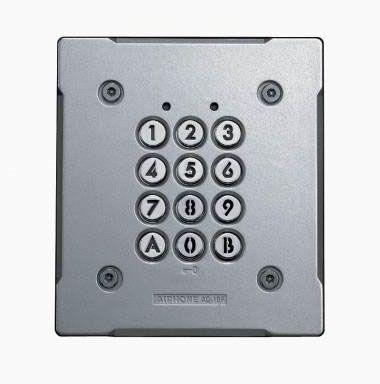 Aiphone AC-10F Access Control Keypad, Flush Mount AC-10F by Aiphone