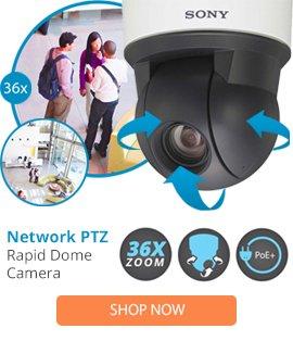 Surveillance Camera Banner
