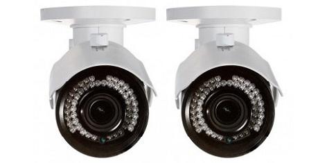 CTP-BX2812IR HD-TVI Dome Cameras
