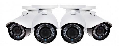 CTP-EB28IR HD-TVI Bullet Cameras