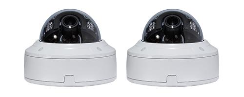 CTP-TLM19AV HD-TVI Dome Cameras