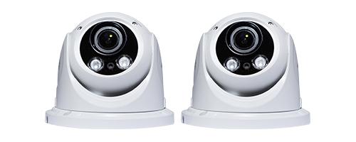 CTP-TV19TE-W HD-TVI Dome Cameras