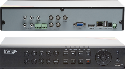 Digital Video Recorder Inputs