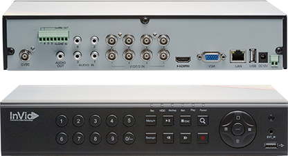 Digital Video Recorder Inputs