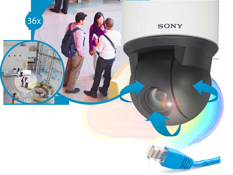Sony PTZ Camera